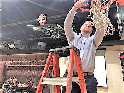 Banks Academy's recent ACAA basketball championship harkens back to when the former Banks High School captured multiple football championships. (contributed)
