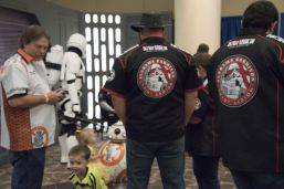 Fans young and old enjoy Alabama Comic Con. (Britttany Faush / Alabama NewsCenter)