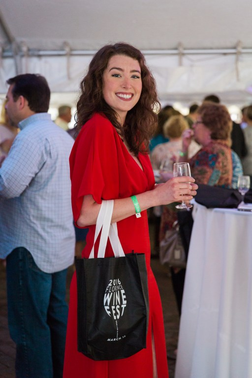 Enjoy wine from around the world at the annual Florence Wine Festival March 9-10. (Abraham Rowe)