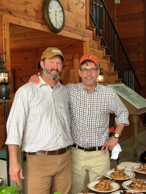 Some of Alabama's top chefs are adept at cooking the state's wild game. (contributed)