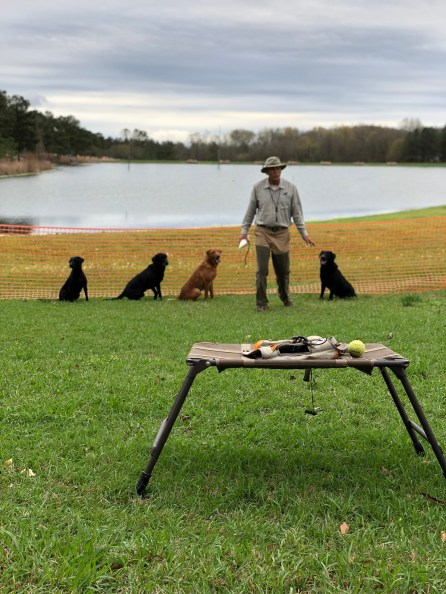 Hunting expeditions on several Alabama preserves showed representatives of the national outdoor press and other companies what the state has to offer. (contributed)