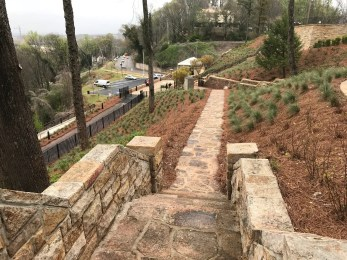 Vulcan Park and Museum is finally connected to Vulcan Trail. (contributed)