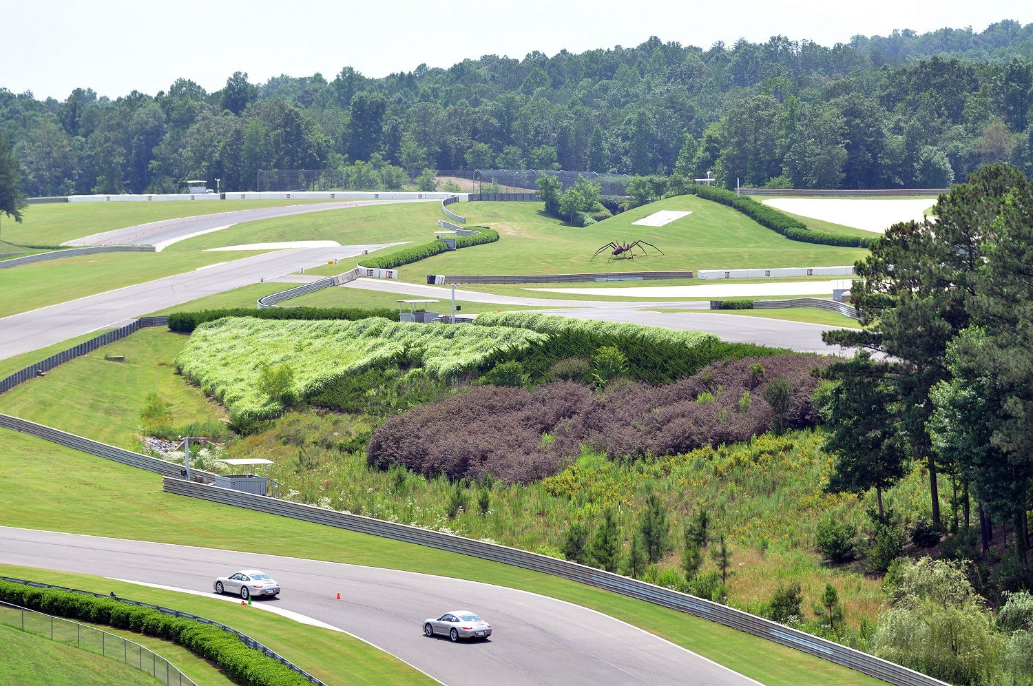 Barber Motorsports Park >> In Its 15th Year Barber Motorsports Park Runs Laps Around