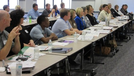 A leadership class has been a big source of ideas for Fayette's reinvention. (City of Fayette)