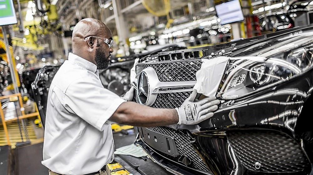 Alabama ranks No. 3 for auto exports, with shipments to 88 nations in 2017