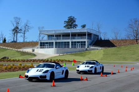 The classroom building at Barber's Proving Ground. (Barber Motorsports Park and Museum)