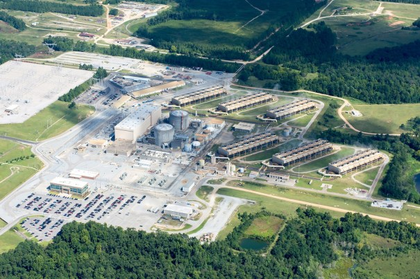 The Nuclear Regulatory Commission has concluded again that Alabama's Plant Farley is operating safely, based on more than 40,000 hours of inspections and oversight during 2017. (file)