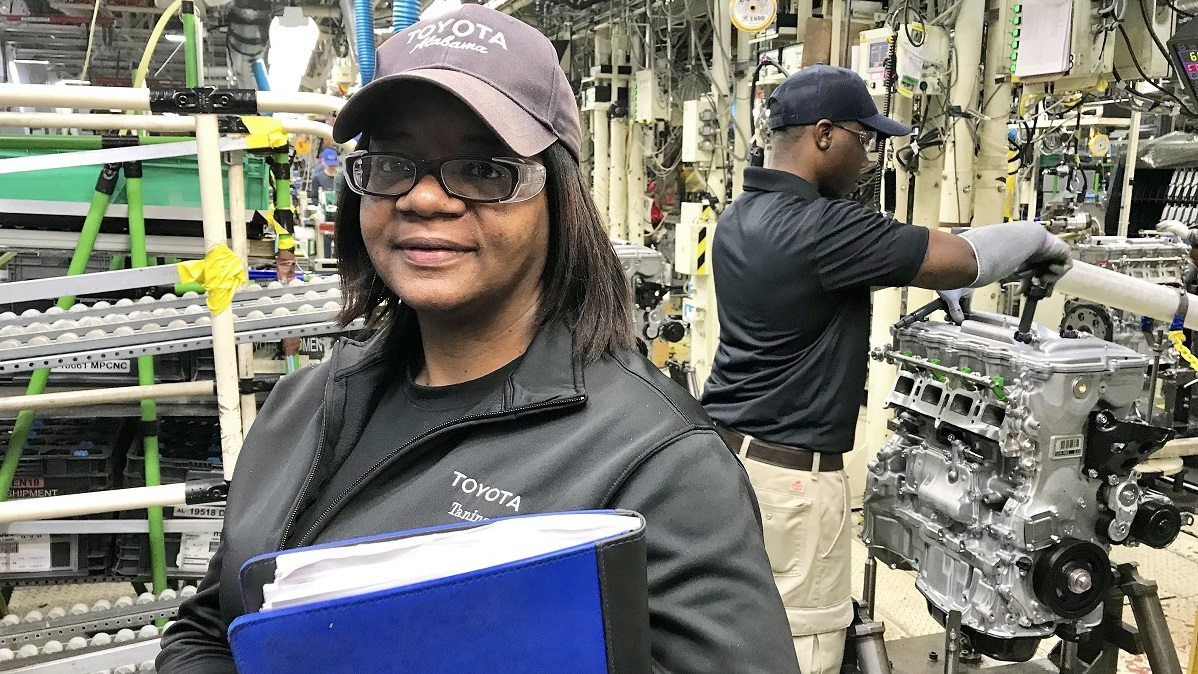 Industry growth spurt drives opportunities for Alabama auto workers
