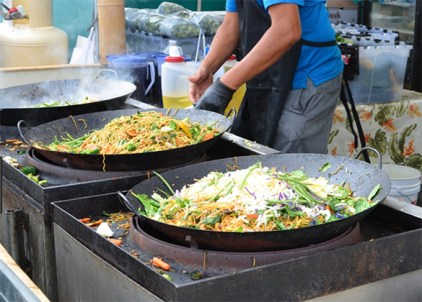 Gardendale's 17th annual Magnolia Festival is April 20-21 at the Gardendale Civic Center. (Island Noodles)