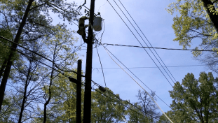 Today is National Lineman Appreciation Day. (Brittany Faush/Alabama NewsCenter)
