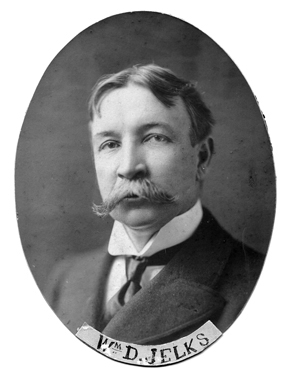Physician and Lt. Gov. Russell McWhortor Cunningham briefly took over as governor of Alabama in 1904, when William D. Jelks was forced to relinquish his duties while recuperating from tuberculosis. Prior to serving as lieutenant governor, Cunningham was the chief physician at Pratt Mines and served in the state Legislature. (From Encyclopedia of Alabama, courtesy of Alabama Department of Archives and History)