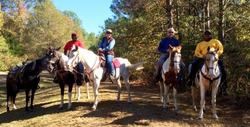 The Alabama 100 Miles Challenge gives people a variety of ways to accumulate their 100 miles in the state's beautiful outdoors. (Brian Rushing)