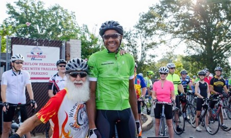The Alabama 100 Miles Challenge gives people a variety of ways to accumulate their 100 miles in the state's beautiful outdoors. (Courtesy of Black People Run, Bike & Swim)