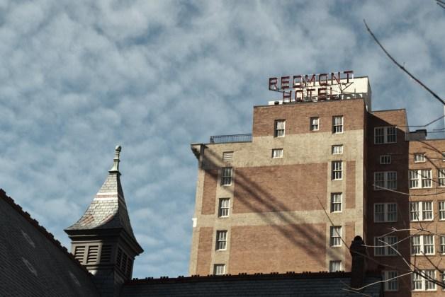 Redmont Hotel, 2009. (Photograph by Josh Self, Flickr)