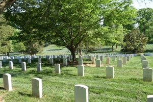 The sight of Arlington National Cemetery inspires solemn memories of one's loved ones who fought in the country's campaigns for freedom. (Donna Cope/Alabama NewsCenter)