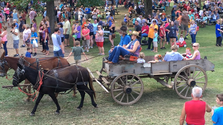 Springville's Homestead Hollow Spring Arts and Crafts Festival is a great way to spend Mother's Day weekend. (Contributed)
