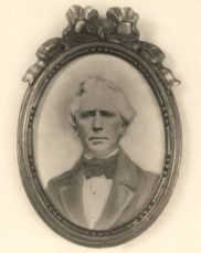 """James Robert Powell, the """"Duke of Birmingham"""" was one of the founders of Birmingham, Alabama. He was the first president of the Elyton Land Company, from January 1871 to March 1875. (Alabama Department of Archives and History)"""