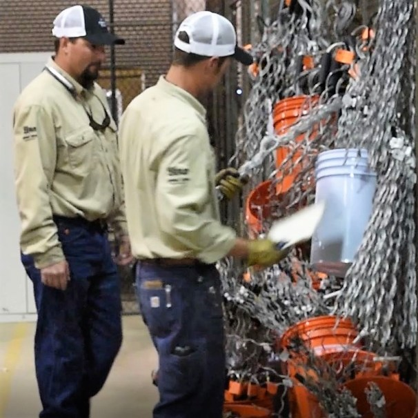 Linemen need to ensure they have the equipment they need for every call. (Brittany Faush / Alabama NewsCenter)