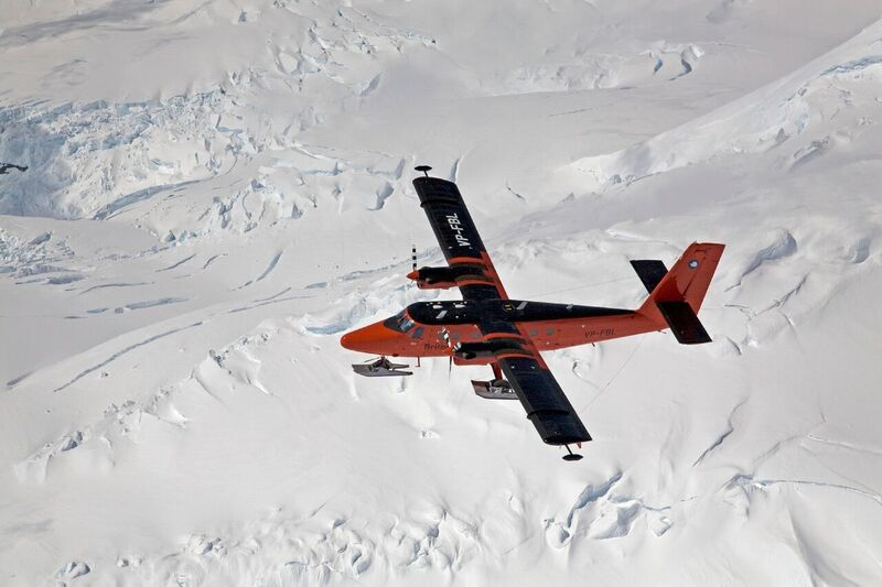 For more than a decade, satellites have been recording massive ice loss and rapid change in the Thwaites Glacier area in west Antarctica. Now an international team of scientists will try to get a better idea of how soon the glacier could begin to collapse, raising sea levels substantially. (Rod Arnold)