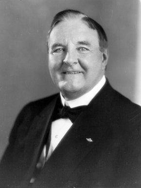 James Thomas Heflin (1869-1951) practiced law in LaFayette, Alabama, before becoming that city's mayor. He also served in the Alabama House of Representatives and was Alabama Secretary of State. Heflin served in the U.S. Senate from 1920 to 1931. (From Encyclopedia of Alabama, courtesy of Birmingham Public Library Archives)
