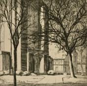 Independent Presbyterian Church, c. 1935. (Birmingham Museum of Art)