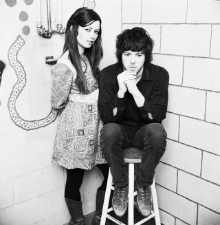 Kate Taylor Hollingsworth and Taylor Hollingsworth, aka Dead Fingers, will bring their intelligent, melodic songs to the Seasick Stage at Sloss Fest. (contributed)