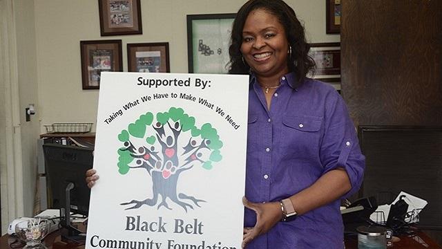 Black Belt Community Foundation is an Alabama Bright Light of hope, healing