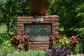 The F. Scott and Zelda Fitzgerald Museum in Montgomery bills itself as the world's only museum dedicated to the famous literary couple. (Karim Shamsi-Basha/Alabama NewsCenter)