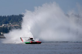 Boat racing entertainment at theGuntersvilleLake HydroFestwill feature the H1 Unlimiteds, the Grand Prix World, hydros, stock outboard demos, and a Wakeboard exhibition and more. (Contributed)