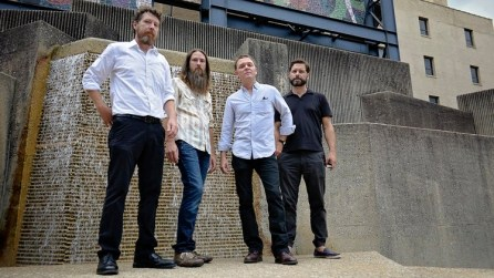 Heath Green and the Makeshifters play tight, tough blues-rock. (contributed)