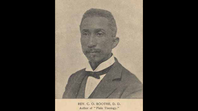On this day in Alabama history: Charles Octavius Boothe was born