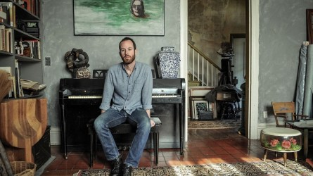 Will Stewart spent time in Nashville honing his craft, then came back home to Birmingham and wrote his first full-length solo album. (contributed)