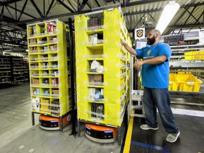 Amazon is opening a fulfillment center in Jefferson County that will create 1,500 jobs. (Amazon)