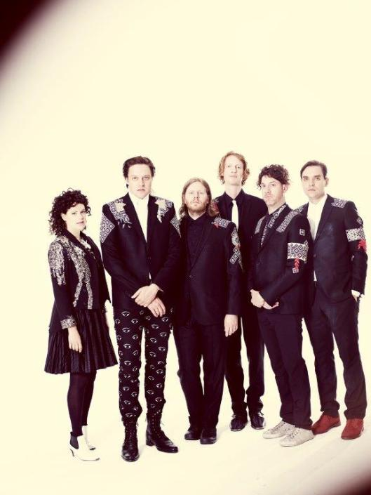 Arcade Fire will perform on the Blast Stage at Sloss Fest July 14. (Guy Aroch)