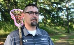 Dan Willson, UAB head and Russian assistant lacrosse coach. (Solomon Crenshaw Jr./Alabama NewsCenter)