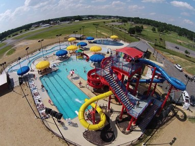 Fayette Aquatic Center is an ideal place for family fun. (contributed)