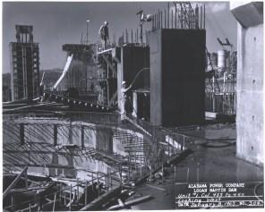 LM304 Dam 1-8-1963 Unit No 1 Col