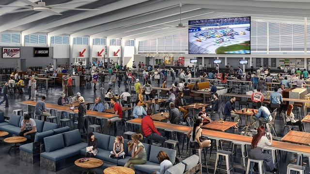 'Transformation' shows how Talladega Superspeedway, NASCAR are pursuing next generation of fans