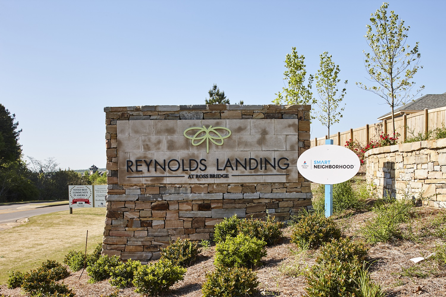 Reynolds Landing in Hoover is a Smart Neighborhood by Alabama Power. (file)