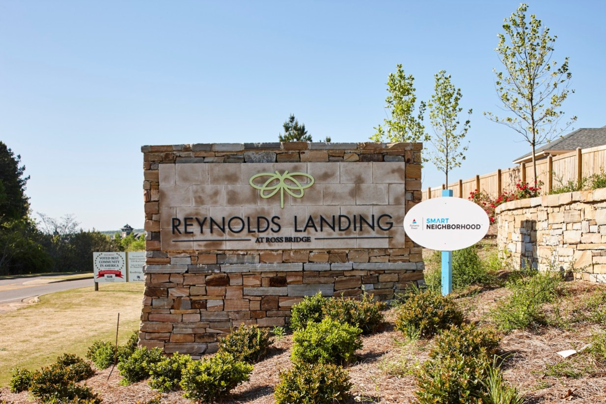 Reynolds Landing in Hoover is a Smart Neighborhood by Alabama Power. (file)