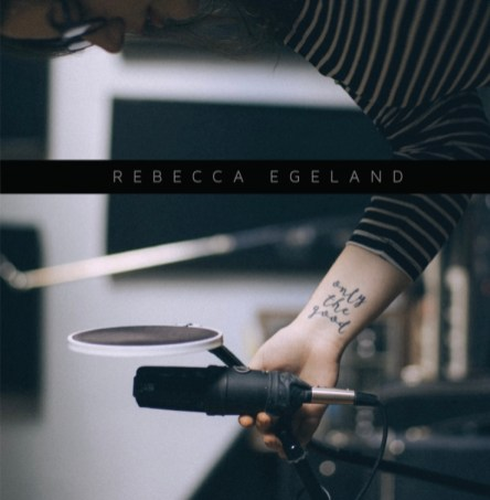"Rebecca Egeland's debut album ""Only the Good"" is now available for purchase. (Asif Patel)"