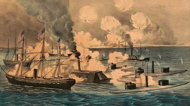 On this day in Alabama history: Battle of Mobile Bay rages