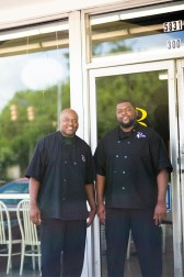 Bayles Catering has made the jump from mostly take-out to a sit-down restaurant. (Charlestan Helton/Alabama NewsCenter)