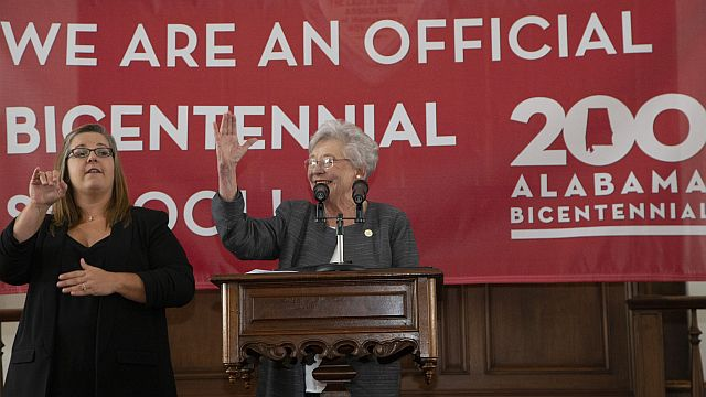 Alabama Bicentennial has big plans for its final year of celebration