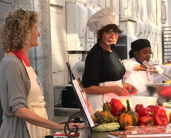 Kathy Mezrano of Kathy G & Co. was a participant at the Les Dames d'Escoffier takeover at the Market at Pepper Place in September 2018. (contributed)