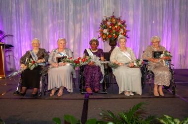 The Ms. Alabama Nursing Home 2018 Pageant was held July 30. (contributed)
