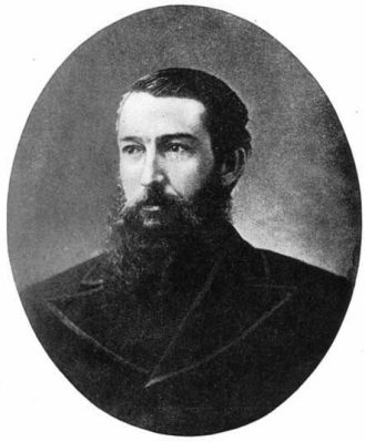 Portrait of Sidney Lanier. (Project Gutenberg, Wikipedia)