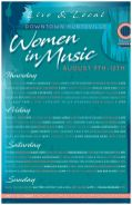 Women in Music Poster edited