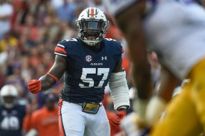 Deshaun Davis is back this year for the Tigers. (Dakota Sumpter/Auburn Athletics)