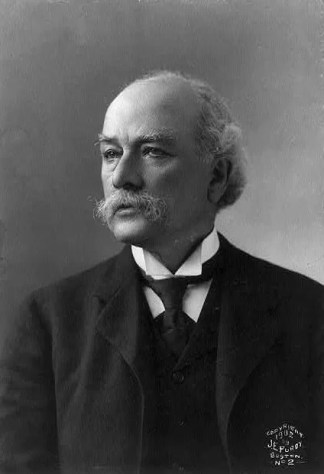 Ethan Allen Hitchcock, c. 1902. (Library of Congress, Prints and Photographs Division)